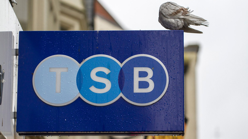 TSB, filial de Banco Sabadell (Foto: Pxhere)