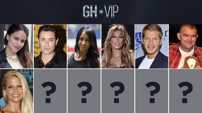 Gh Vip 2018 Lista De Concursantes Confirmados Hasta El 4 De Septiembre
