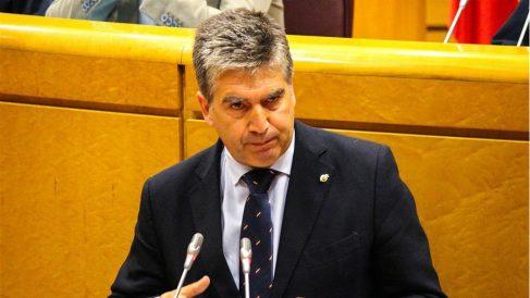 Ignacio Cosidó, portavoz del PP en el Senado. (EP)