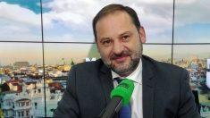 José Luis Ábalos, ministro de Fomento y secretario de Organización del PSOE. (TW)