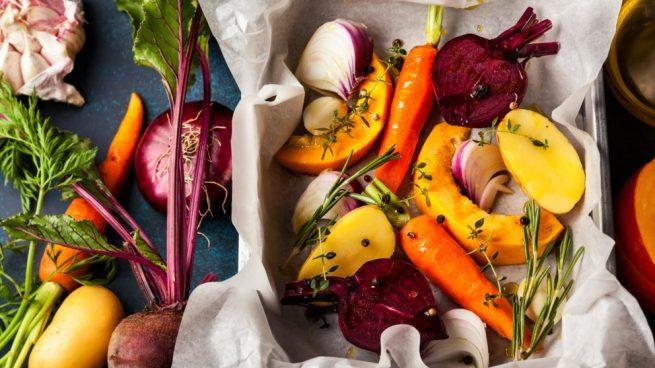 verduras otoño