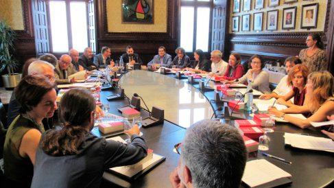 Parlament de Cataluña. Foto: Europa Press