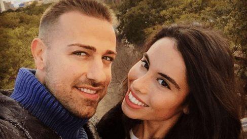 Rafa Mora y Macarena, parece que han arreglado sus diferencias