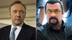 Kevin Spacey y Steven Seagal.l