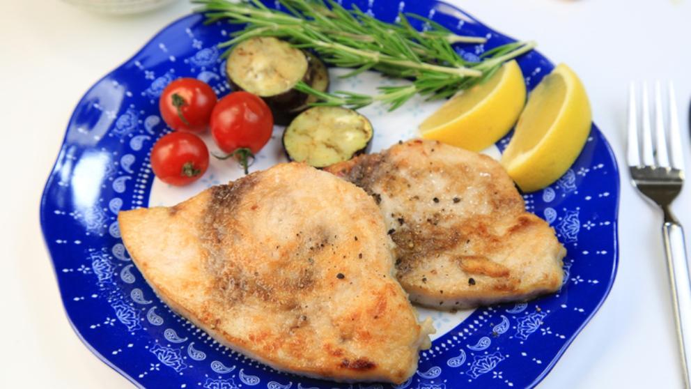 Receta de tilapia a la mantequilla f cil de preparar for Criadero de pescado tilapia
