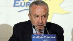 El ya ex asesor político del PP, Pedro Arriola (Foto: Efe)