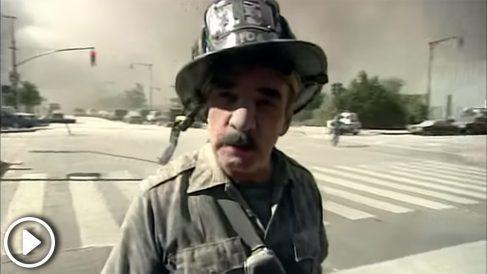 Imágenes inéditas de  los atentados del 11-S, por Mark LaGanga (CBS).