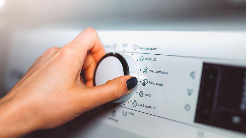 Pasos para elegir bien el programa de la lavadora