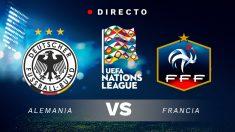 Liga de las Naciones: Alemania – Francia | Partido de fútbol hoy en directo