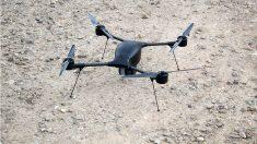 Un dron sobrevuela la cárcel de Alhaurín de la Torre antes de hallarse droga y un móvil en un patio. (EP)