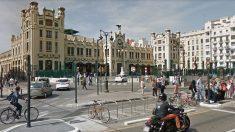 Estación del Norte, en Valencia.