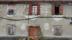 Casa del Valle de Arán donde estuvieron los maquis