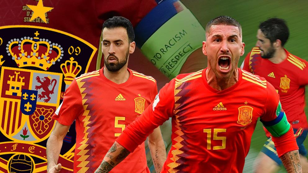 España no se ha podido cruzar con Gibraltar en la fase de clasificación para la Eurocopa 2020.