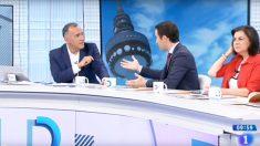 Teodoro García Egea en 'Los Desayunos'.
