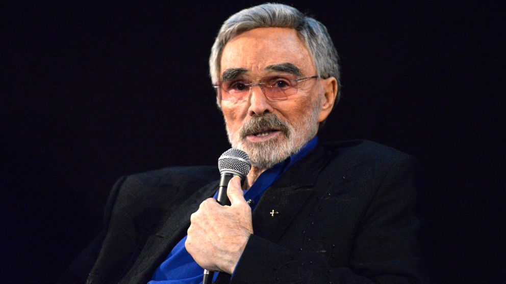 Burt Reynolds en una imagen del pasado mes de mazo (Foto: EFE).