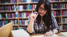 Las bibliotecas son el lugar perfecto para el estudio