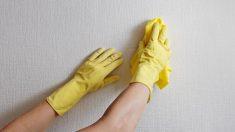 Las manchas de humo pueden ser muy diífiles de limpiar