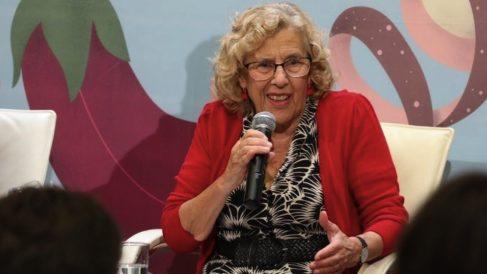 Manuela Carmena, alcaldesa de Madrid. (Foto. Madrid)