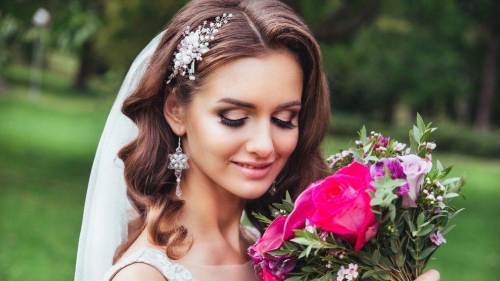 El maquillaje es uno de los detalles más importantes de la novia en su boda