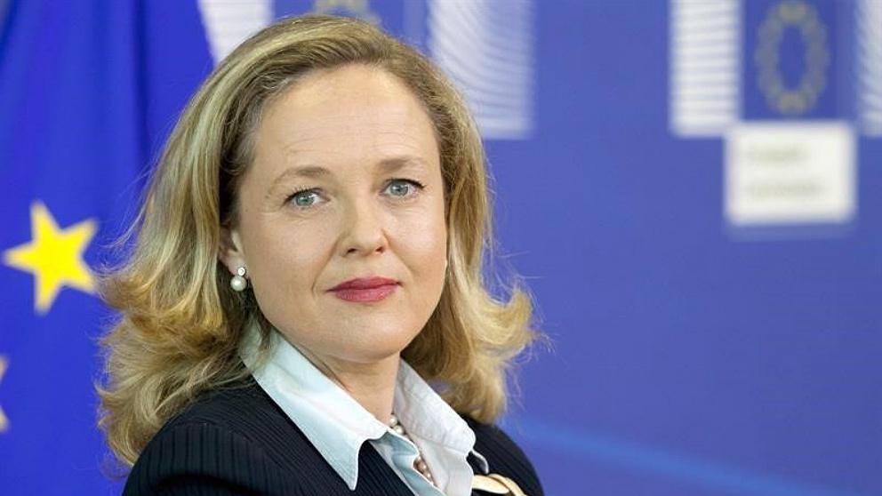 Nadia Calviño, ministra de Economía. (EP)