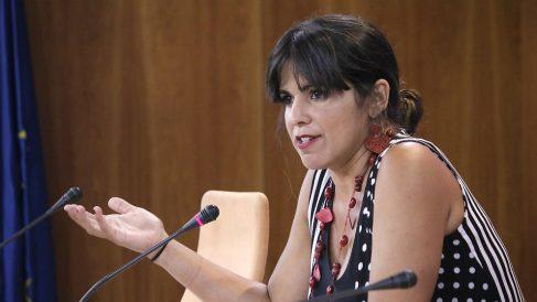 Teresa Rodríguez, líder de Podemos Andalucía. (EP)