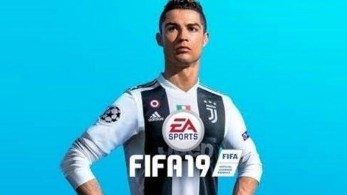 Cristiano Ronaldo, portada del FIFA 19. (Europa Press)