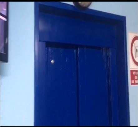 Cascadas de agua en las comisarías de la policía de Colau por falta de inversión