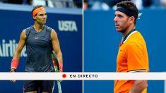 Rafa Nadal – Del Potro, en directo | US Open
