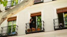 Vivienda en el centro de Madrid. Zona en la que radican la mayor parte de los pisos turísticos. (Foto: iStock)