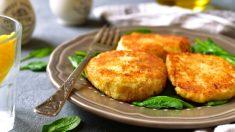 Receta de Tortitas de patatas con atún fácil de preparar