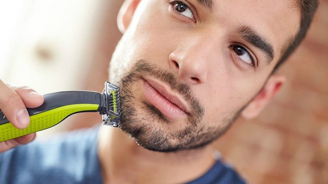 afeitarse el bigote