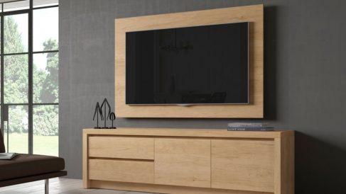 Puedes colgar un televisor en casa fácilmente