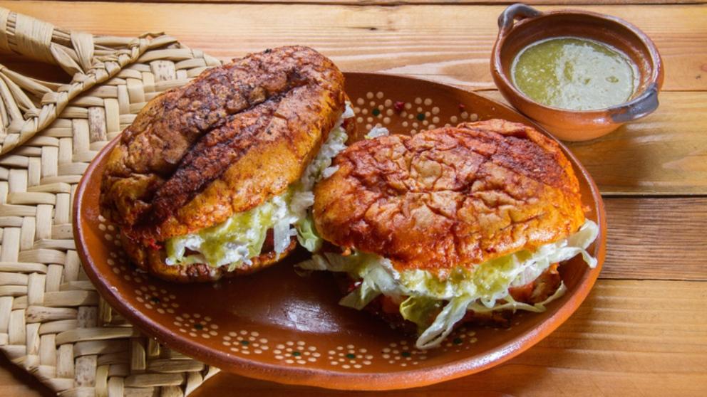 Receta de Pambazos mexicanos fácil de preparar