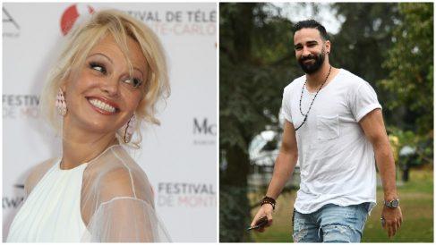Según apuntan medios estadounidenses, Pamela Anderson y Rami han puesto punto y final a su relación. (AFP)