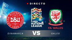 Liga de las Naciones: Dinamarca – Gales| Partido de fútbol hoy, en directo