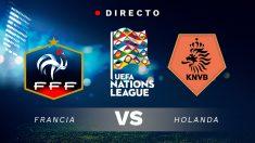 Liga de las Naciones: Francia – Holanda | Partido de fútbol hoy, en directo