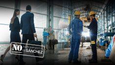 La diferencia entre trabajadores y directivos en España