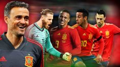 De Gea, Rodrigo, Thiago o Busquets están entre los futbolistas resucitados por Luis Enrique.
