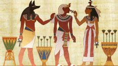 Nombres egipcios para niño