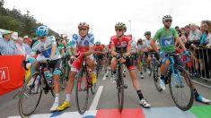 Clasificación tras la etapa 15 de la Vuelta a España. (EFE)