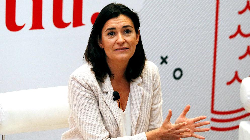 La ministra de Sanidad, Carmen Montón (Foto: EFE).