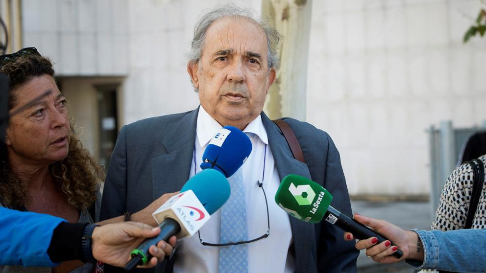 Enrique Álvarez Conde. (Foto: EFE)