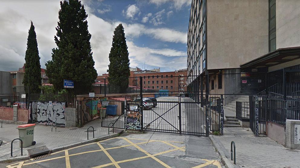 Escuela Oficial de Idiomas Jesús Maestro, en Madrid.