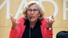 Manuela Carmena, alcaldesa de Madrid. (Foto: EFE)