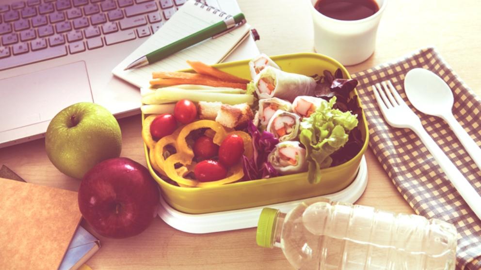 recetas para llevar comida a la oficina