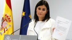 La ex ministra de Sanidad, Carmen Montón (Foto: Efe)