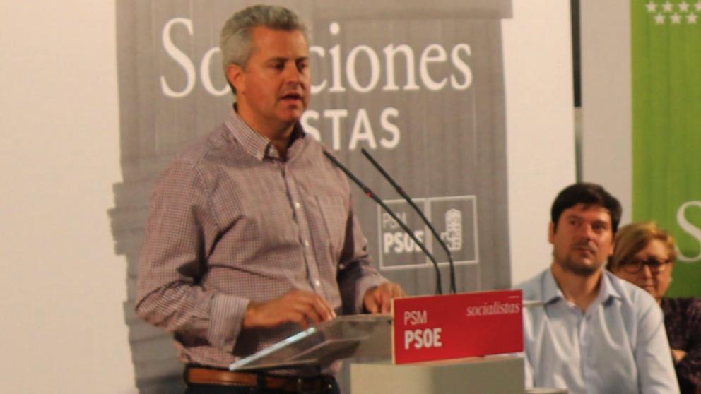 Narciso Romero, alcalde de San Sebastián de los Reyes, del PSOE.