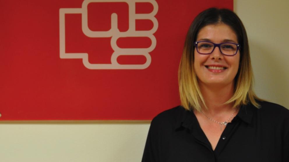 Noelia Posse. (Foto. PSOE)