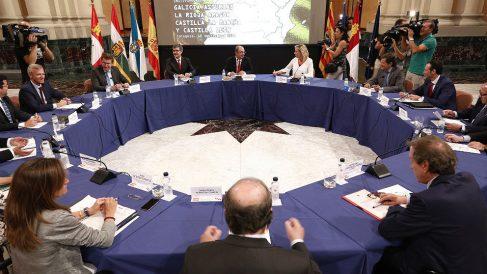 Los presidentes de seis CCAA reclaman una nueva financiación autonómica. (EP)