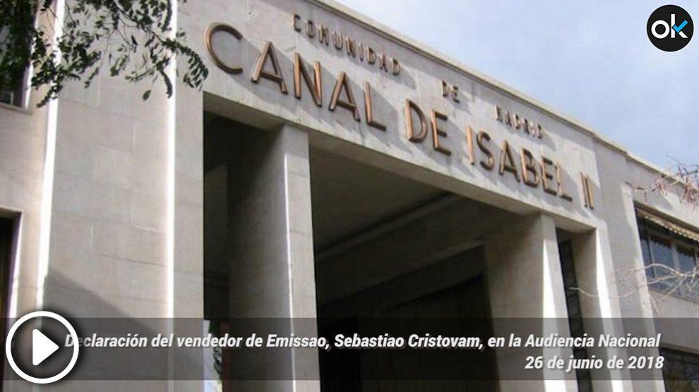 Declaración del vendedor de Emissao, Sebastiao Cristovam, en la Audiencia Nacional (26-6-18).